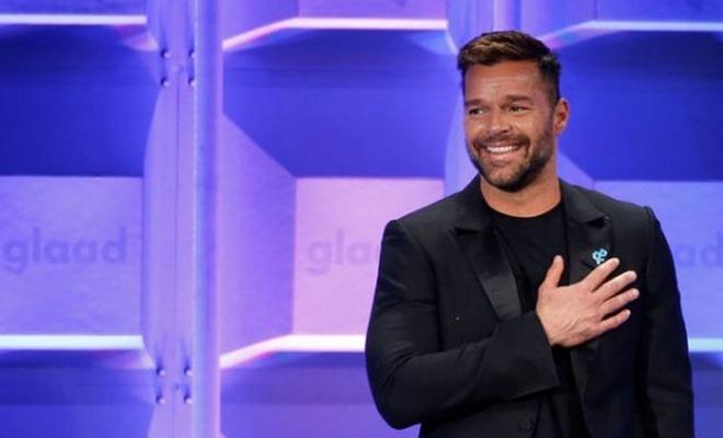 Ricky Martin'den Yeni Zelanda tepkisi!