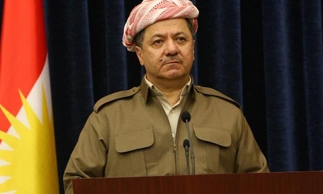 Barzani`den referandum açıklaması