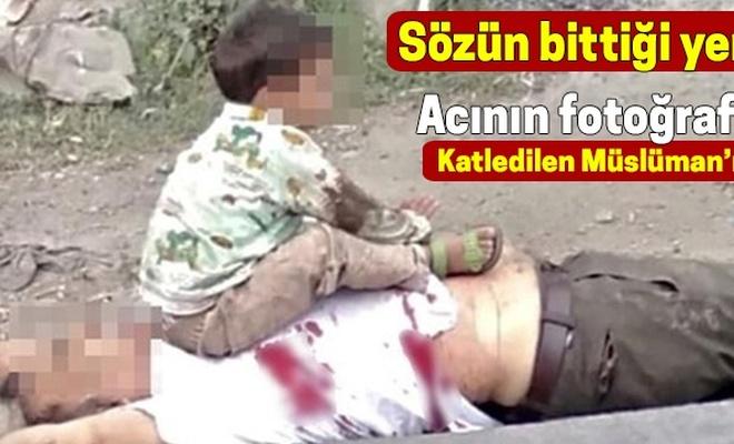 Sözün bittiği yer: Keşmir'de acının fotoğrafı!