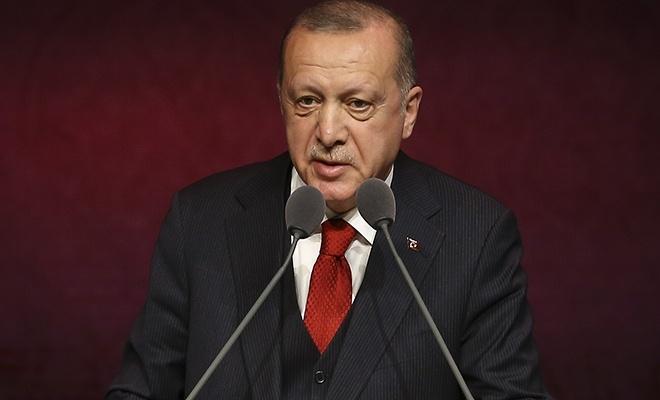 Cumhurbaşkanı Erdoğan'dan seçim sonuçlarına yönelik açıklama