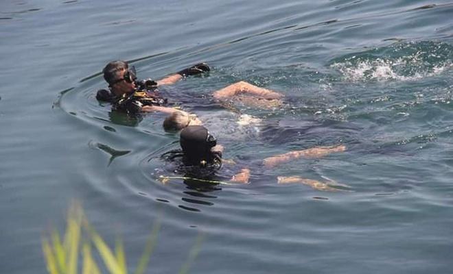 Şanlıurfa'da nehirde bir erkek cesedi bulundu