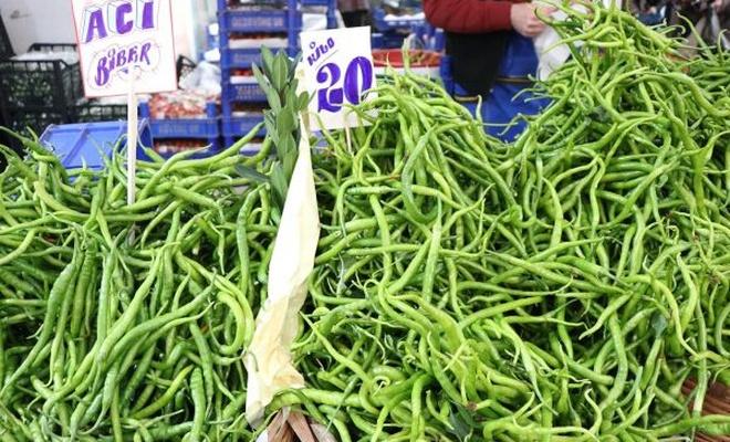 Sebze-Meyve fiyatlarındaki artışlara tepkiler büyüyor