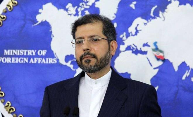 İran'dan işgal rejimi gemisinin hedef alınmasına ilişkin iddialara açıklama