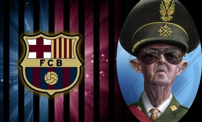 Barcelona, diktatöre verdiği madalyalarını geri alıyor