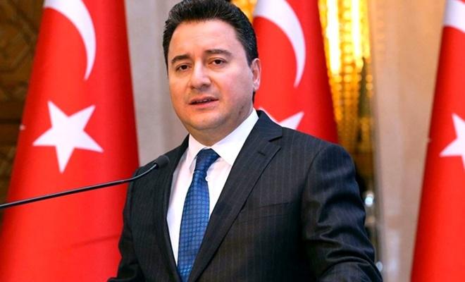Babacan'dan Cumhurbaşkanına 'Çakıcı' eleştirisi