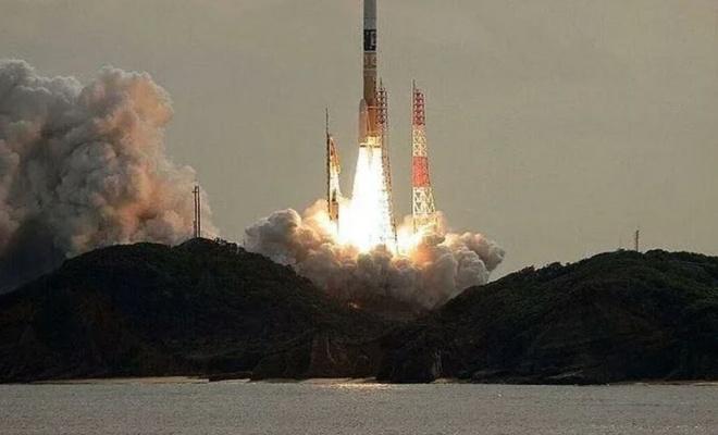 Japonya, lazer iletişim uydusunu uzaya fırlattı
