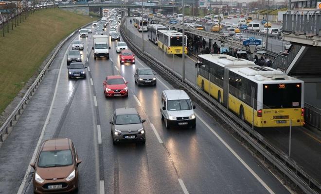 İstanbul'da ekim ayında toplu taşıma kullanımı  arttı