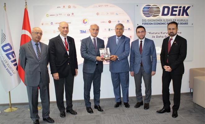 Afganistan'dan Türkiye'ye yatırım ve iş birliği çağrısı