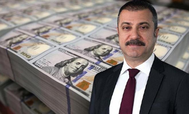 Merkez Bankası Başkanı rezervlerdeki son durumu paylaştı