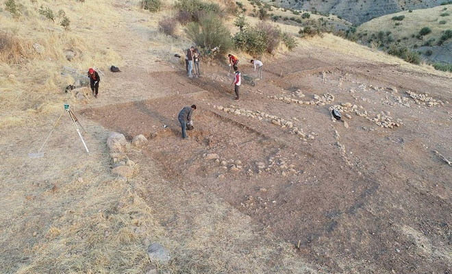 Mardin'deki 11 bin yıllık tapınak arkeoloji dünyasını heyecanlandırdı