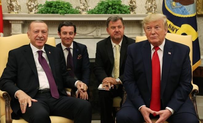 Cumhurbaşkanı Erdoğan ABD ziyareti dönüşünde konuştu