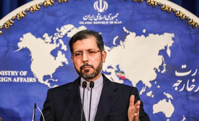 İran'dan siyonist işgal rejiminin Mescid-i Aksa saldırısına kınama