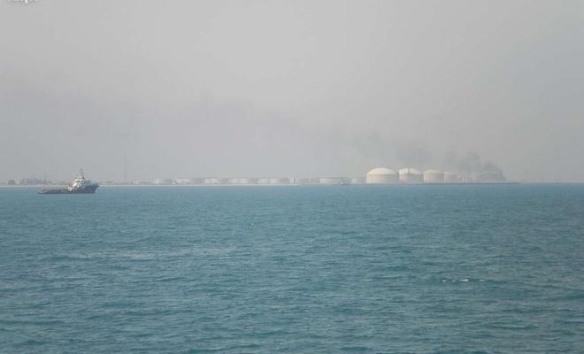 Suudi rejimi Aramco'ya saldırı yapıldığını doğruladı
