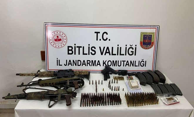 Bitlis'te öldürülen 3 PKK mensubundan biri gri listeden