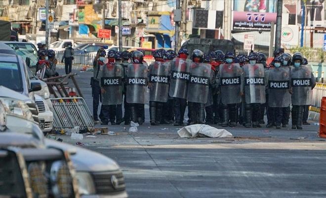 AP: Myanmar'da ölenlerin sayısı 33'e yükseldi