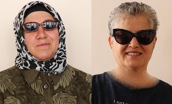 Görme engelli olunca eşleri tarafından terk edilen  ama umutlarını terk etmeyenlerin ibretlik hayat hikayeleri