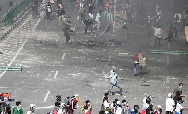 Endonezya'da seçim protestosu: 6 ölü, 200 yaralı, 69 gözaltı