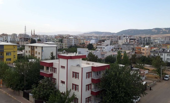 Adıyaman'da 23 ev karantinaya alındı