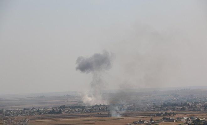 Fırat'ın doğusuna yönelik harekâtta 7'nci gün