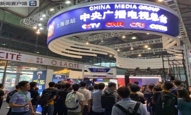 Çin, 5G destekli 8K teknolojili ilk TV yayınını yaptı