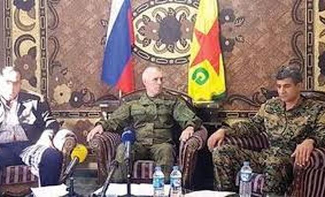 Rusya YPG/Pkk'ye Sahip Çıkar mı?