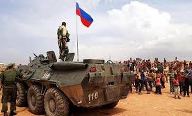 Rusya'dan Kuzey Suriye'deArap aşiretlerden askeri güç kurma girişimi