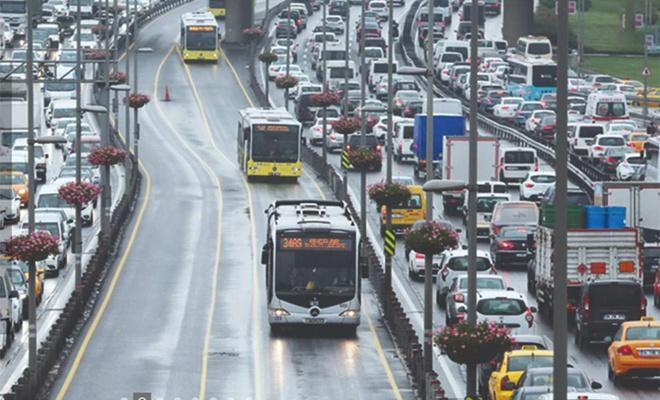 Edirnekapı metrobüs durağı pazartesiye kadar kapalı olacak