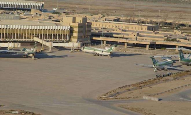 Bağdat'ta ABD askerlerinin kaldığı üsse drone saldırısı