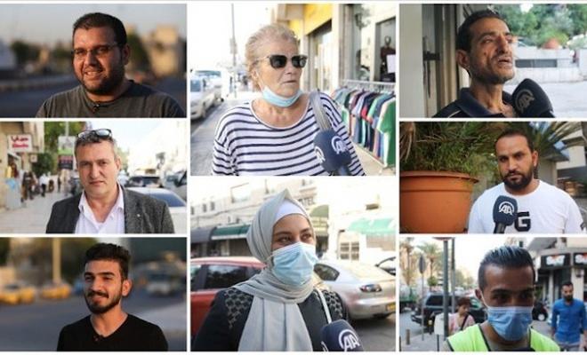 Arap sokağı siyonist çete ile normalleşmeye karşı çıkıyor