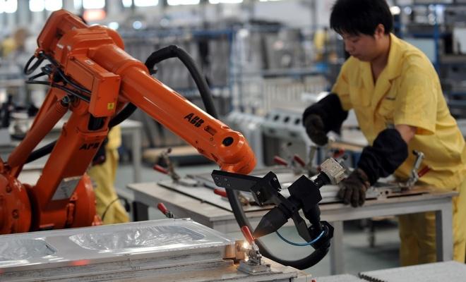 En çok robot işçi hangi ülkelerde var?