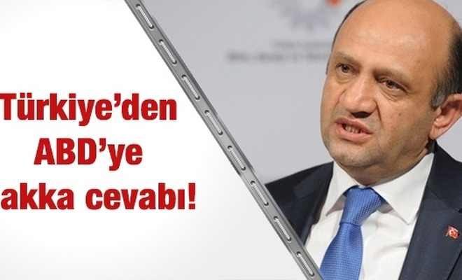Türkiye`den ABD`ye Rakka cevabı!