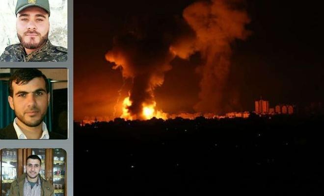 İşgal rejimi Gazze'deki camiyi bombardıman sonucu yıktı: 3 şehit