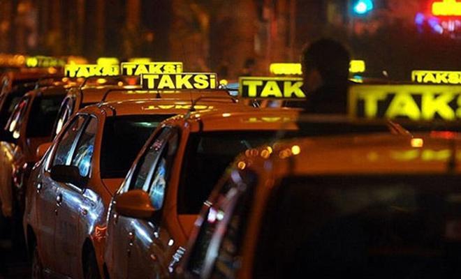 Taksilerde `kısa mesafe` ücreti belirlendi