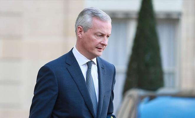 Fransa'da Ekonomi Bakanı Le Maire, koronavirüse yakalandı