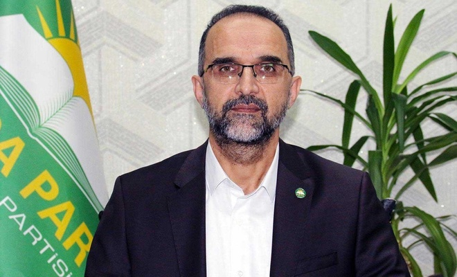 Sağlam'dan vefat eden Refah Partisi eski Genel Başkanı Tekdal için taziye mesajı