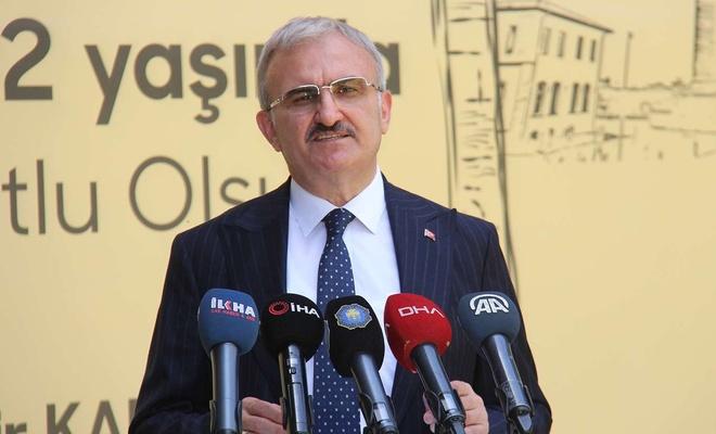 Vali Karaloğlu: Diyarbakır'ın 1382 yıldır İslam şehri olduğunu hatırlatmak istiyoruz