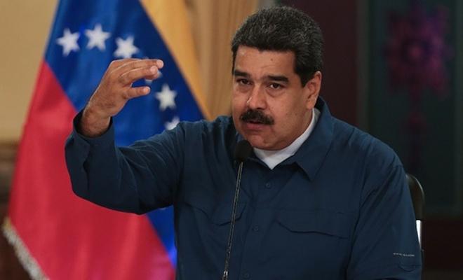 Maduro'dan Trump'a çağrı! Biz hazırız...
