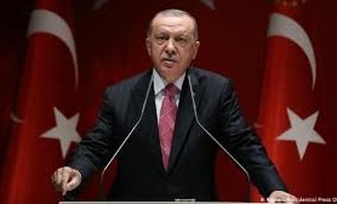 Yeni eğitim-öğretim belgesi Erdoğan'a sunuldu