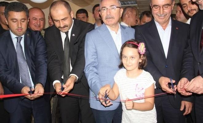 Midyat`ta ikinci çocuk servisi açıldı