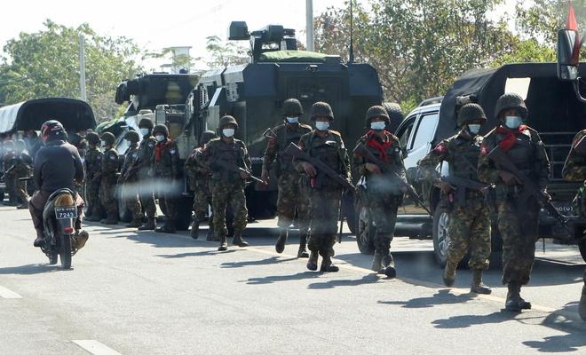 BM'den Myanmar ordusuna uyarı