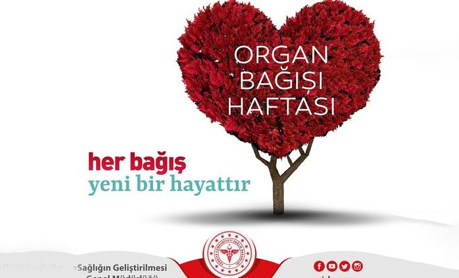 25 binden fazla kişi organ bağışı bekliyor