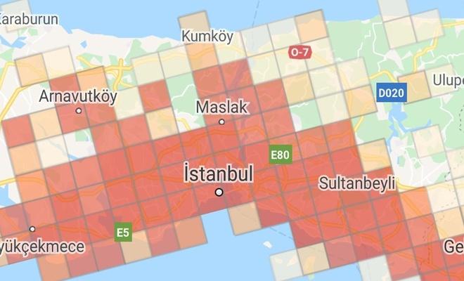 İstanbul'da bu bölgelere dikkat!