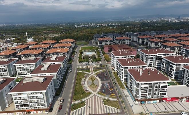 TOKİ'nin 50 bin konutluk yatay şehirleşme projesi başladı