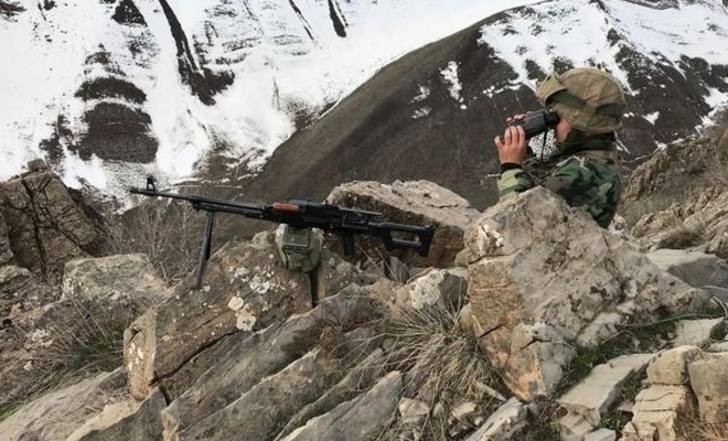 Iğdır`da bir asker hayatını kaybetti