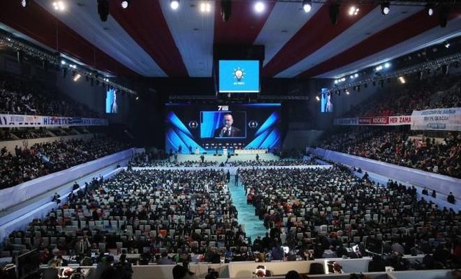 HDP, DEVA ve Gelecek Partisi'nin davet edilmediği AK Parti kongresine 11 partiden 29 temsilci katıldı