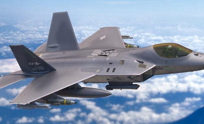 Güney Kore milli savaş uçağını tanıttı