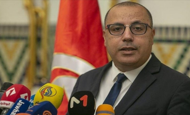Tunus başbakanı  istifa etmesi için darbedilmiş!