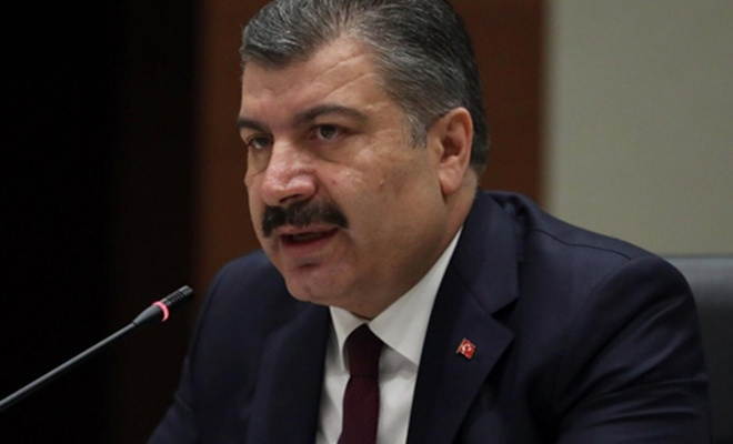 Sağlık Bakanı Fahrettin Koca: Yoğun bakımda tedavi gören 136 hasta var