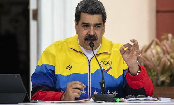 "Maduro'dan Facebook'a tepki: Bu ""Dijital Totalitarizm"""