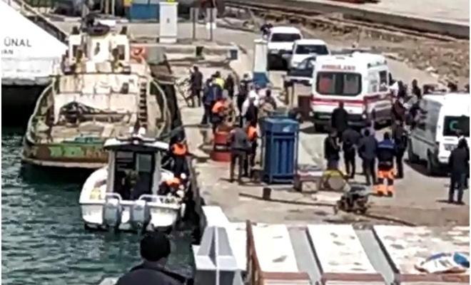 Botla Van Gölü'ne açılan gencin cansız bedenine ulaşıldı